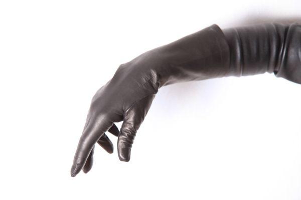 Damen Handschuhe Leder ungefüttert